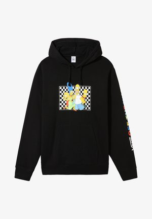 THE SIMPSONS FAMILY FLEECE - Felpa con cappuccio - (the simpsons) family