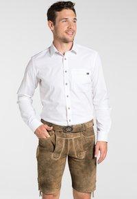 Spieth & Wensky - OLRIK - Shorts - braun - 0