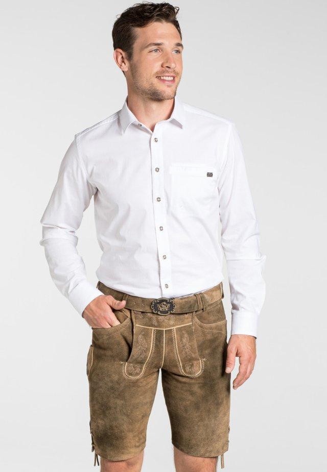 OLRIK - Shorts - braun