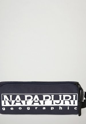 HAPPY  - Pencil case - blu marine