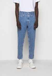 CLOSED - XLENT - Slim fit jeans - salt pepper - 0