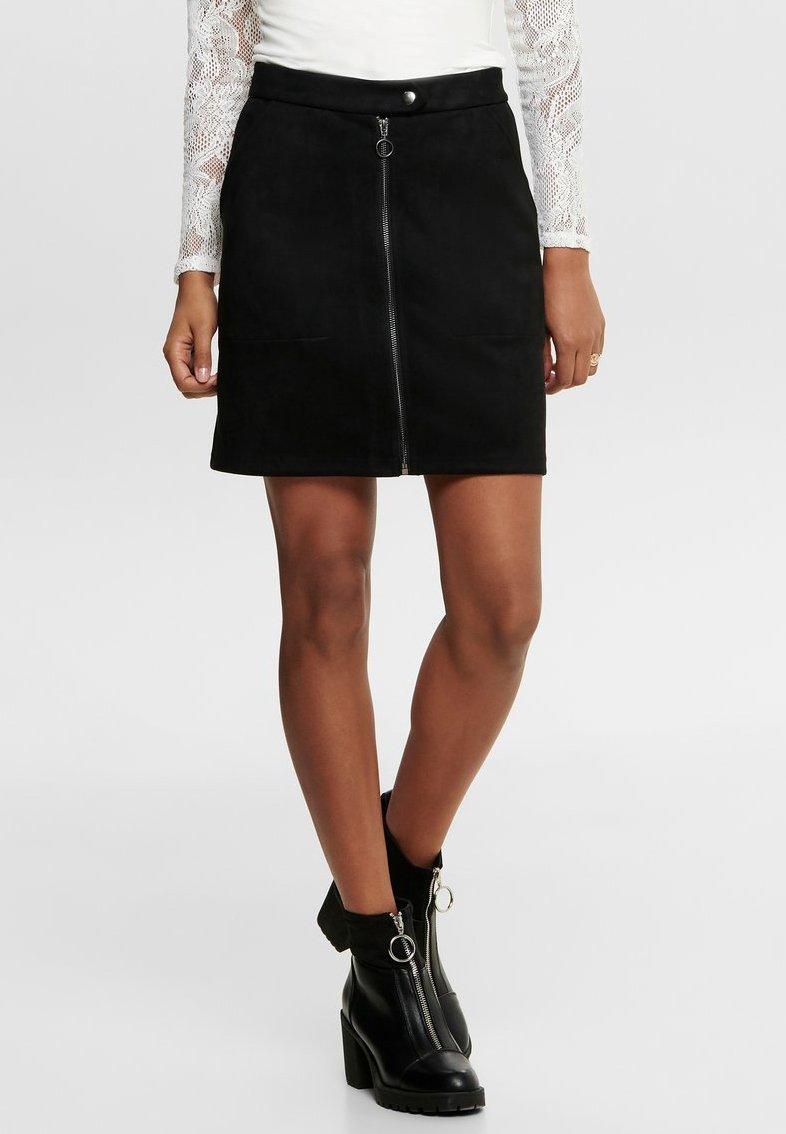 JDY - Mini skirt - black