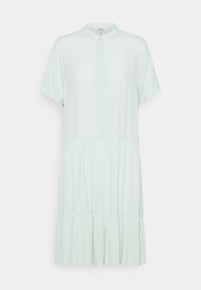 LECIA - Shirt dress - ulysses green