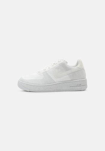 AIR FORCE 1 CRATER UNISEX - Sneakers laag - white/sail/wolf grey