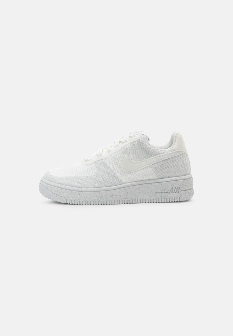 Nike Sportswear - AIR FORCE 1 CRATER UNISEX - Sneakers laag - white/sail/wolf grey