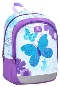 Belmil - KIDDY - Rucksack - purple/mottled light blue - 3