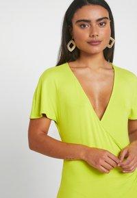 KIOMI - Maxi šaty - citronelle - 4
