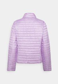 JDY - JDYNEWMADDY PADDED JACKET - Lett jakke - pastel lilac - 1