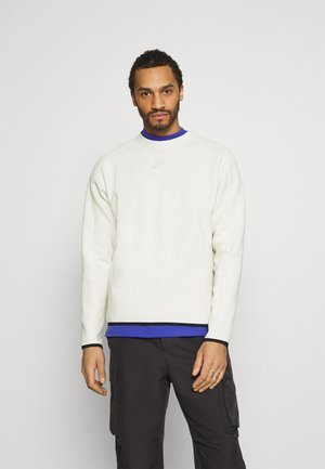 TECH - Sweater - white/heather