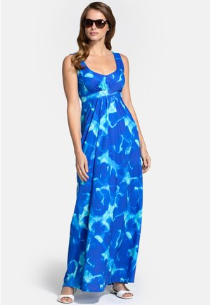 EMPIRE LINE - Maxi šaty - greek print