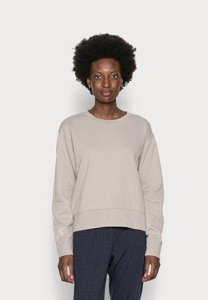 Sweater - light taupe