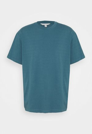 RELAXED TEE - T-shirt basic - blue grey