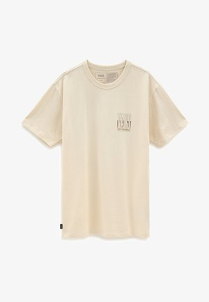 MN OFF THE WALL CLASSIC GRAPHIC SS - T-shirt med print - seedpearl