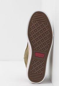 Levi's® - NEW YORK - Sneakers high - khaki - 5