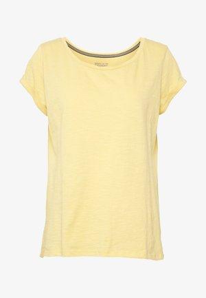 CORE - Basic T-shirt - yellow