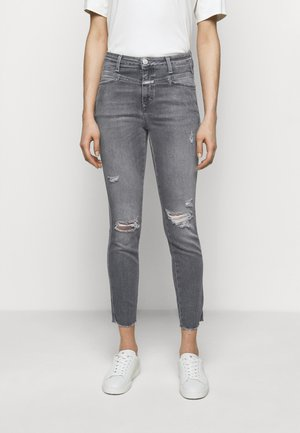 PUSHER - Jeans Skinny - mid grey