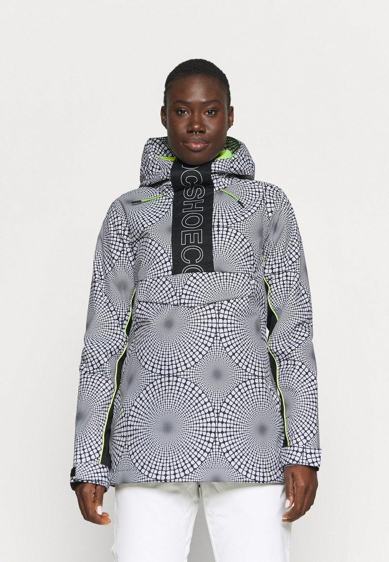 DC Shoes - ENVY ANORAK - Snowboard jacket - opticool