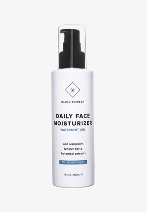 WATERMINT GIN DAILY MOISTURIZER/AFTER SHAVE 150ML - Face cream - -