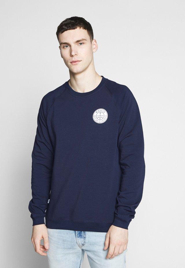 ESKER LIGHT - Sweatshirt - dark blue