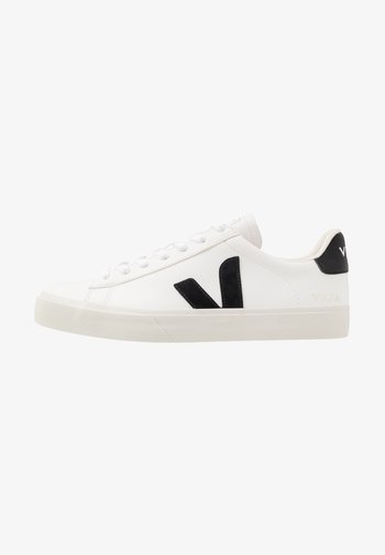 CAMPO - Sneakers laag - white/black