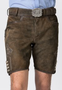 Stockerpoint - Shorts - bison - 4