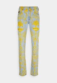 Versace Jeans Couture - HARRY - Slim fit jeans - light-blue denim - 5