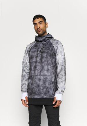 HYDRO RIDING HOODIE - Sweatshirt - acid black
