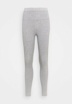 LEGGINGS - Medias - grey melange