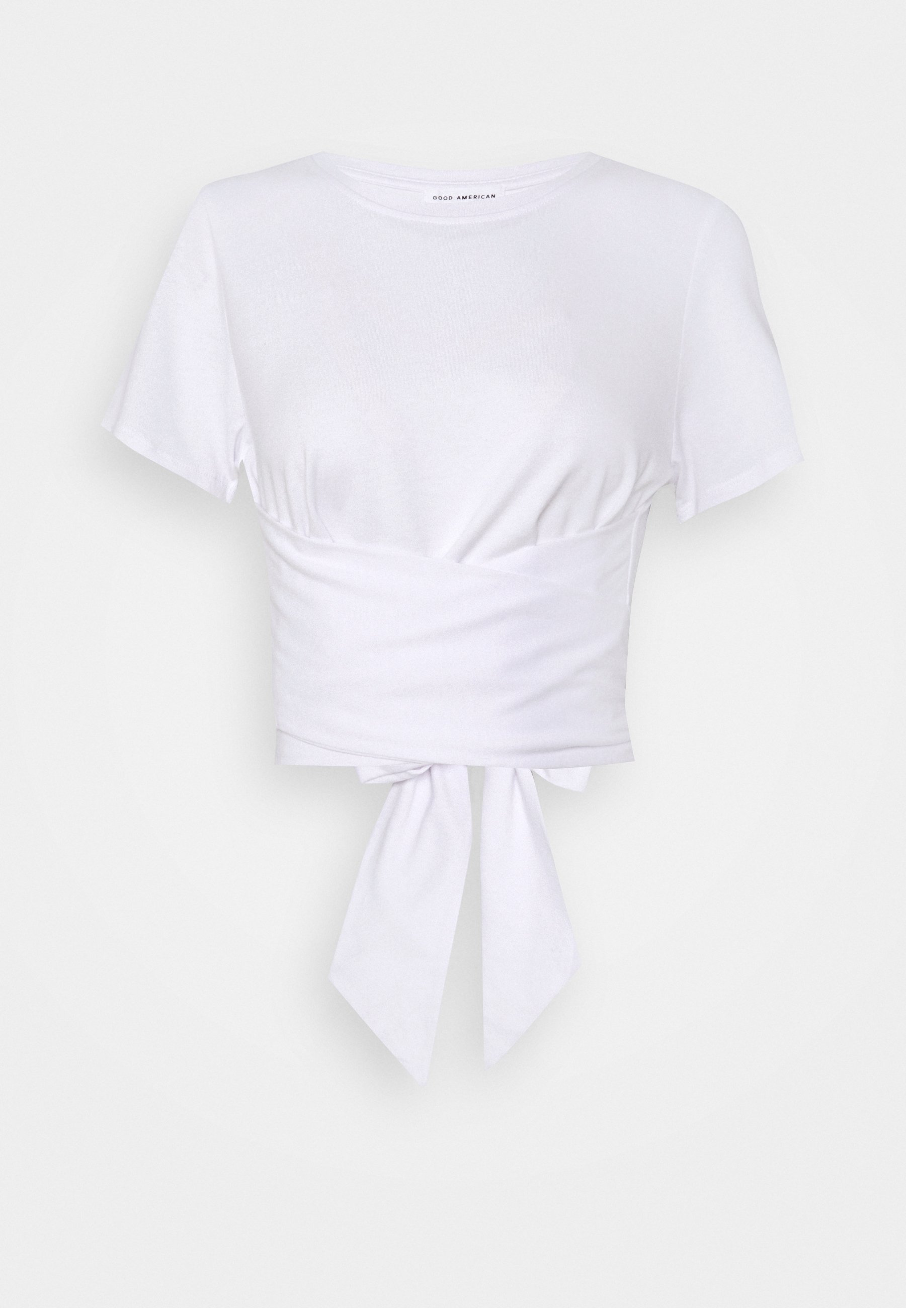 Women WRAP AROUND TEE - Basic T-shirt