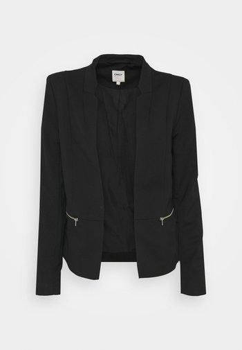 ONLMADDY ZIP - Blazer - black