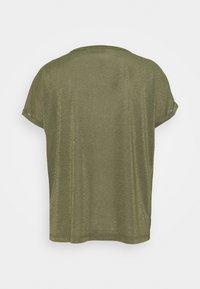 Mos Mosh - KAY TEE - Print T-shirt - capulet olive - 1