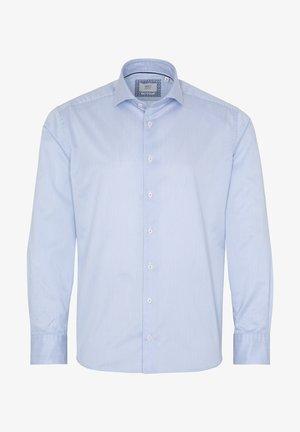 MODERN FIT - Shirt - light blue /white