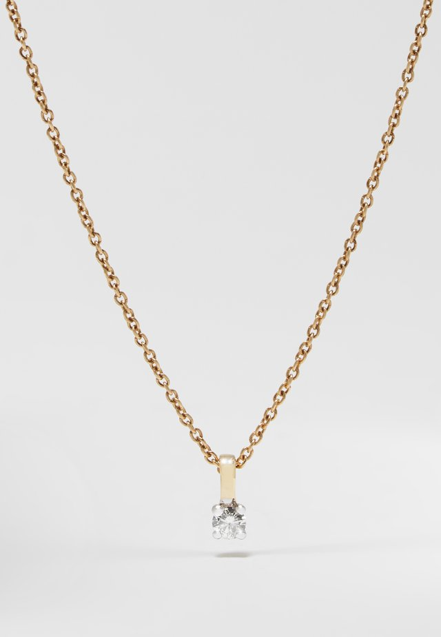 WHITE GOLD - Collana - gold-coloured