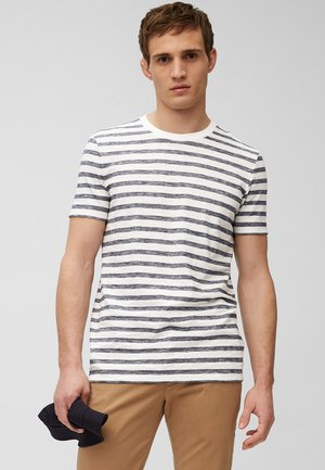 T-Shirt basic - egg white