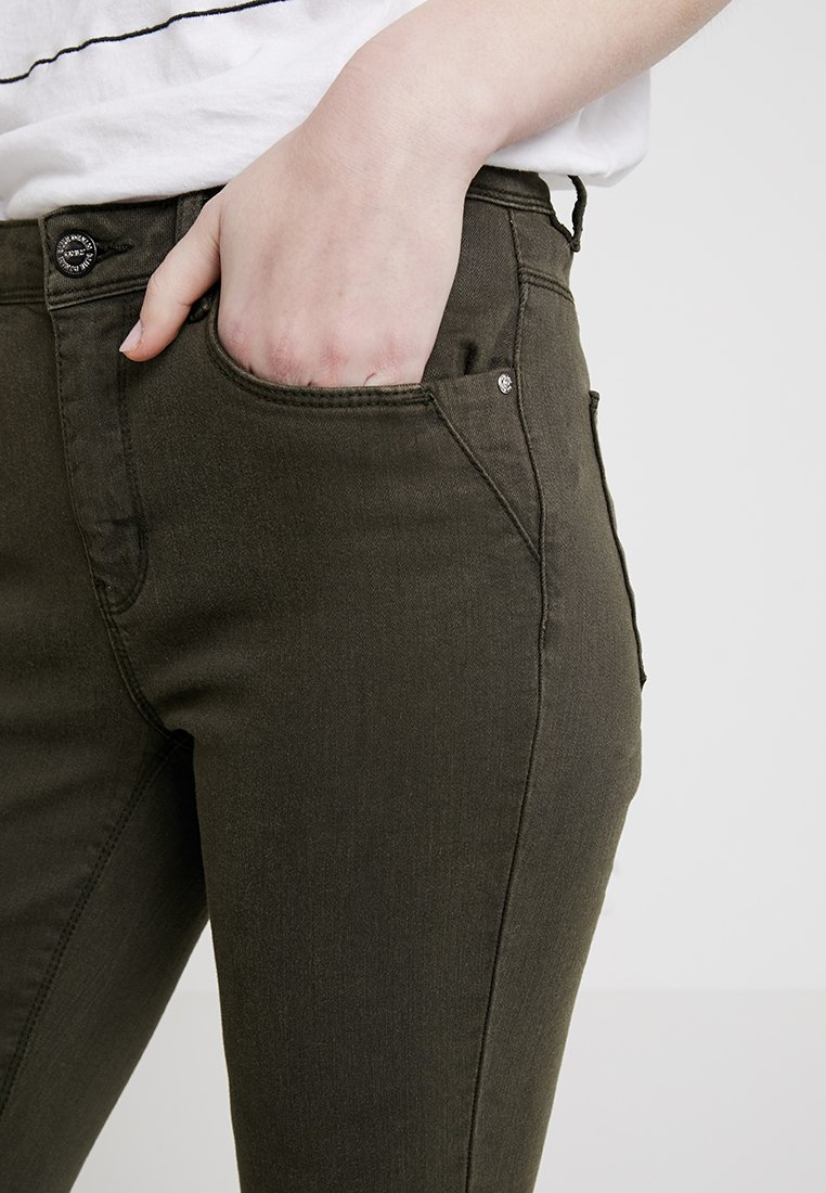 Donna ONLBLAIR MID ANKLE PANT - Jeans Skinny Fit