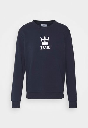 IVK - Collegepaita - dark blue