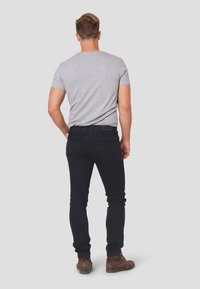 MARCUS - ZODY  - Slim fit jeans - black wash - 2