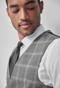 Next - Suit waistcoat - grey - 2