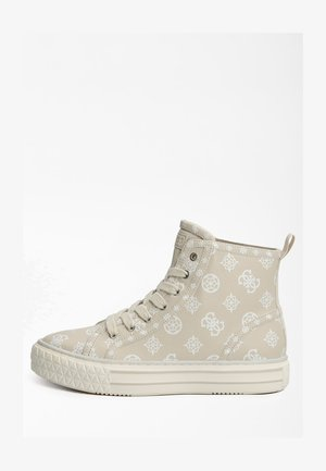 HOHER  - High-top trainers - creme