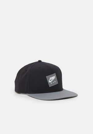 PRO - Cap - black/smoke grey