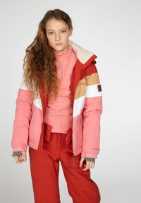 Protest - Snowboard jacket - think pink - 5