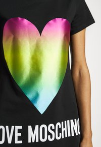 Love Moschino - Jersey dress - black - 6