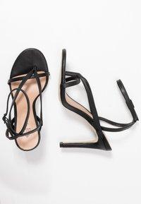 Call it Spring - ZELDAA - High heeled sandals - black - 3