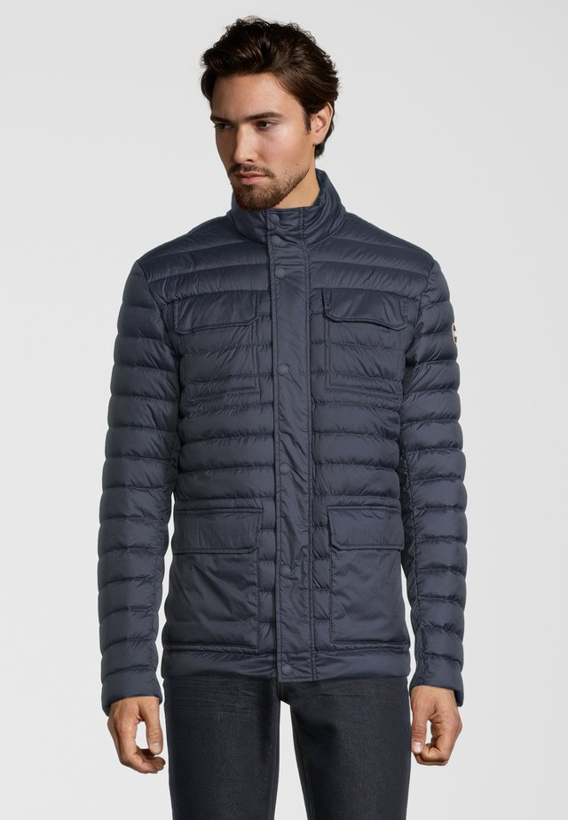Down jacket - navy