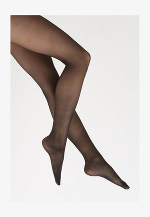 40 DEN LEG CONTROL  - Tights - black