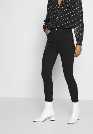 HAILEY - Jeansy Skinny Fit - black