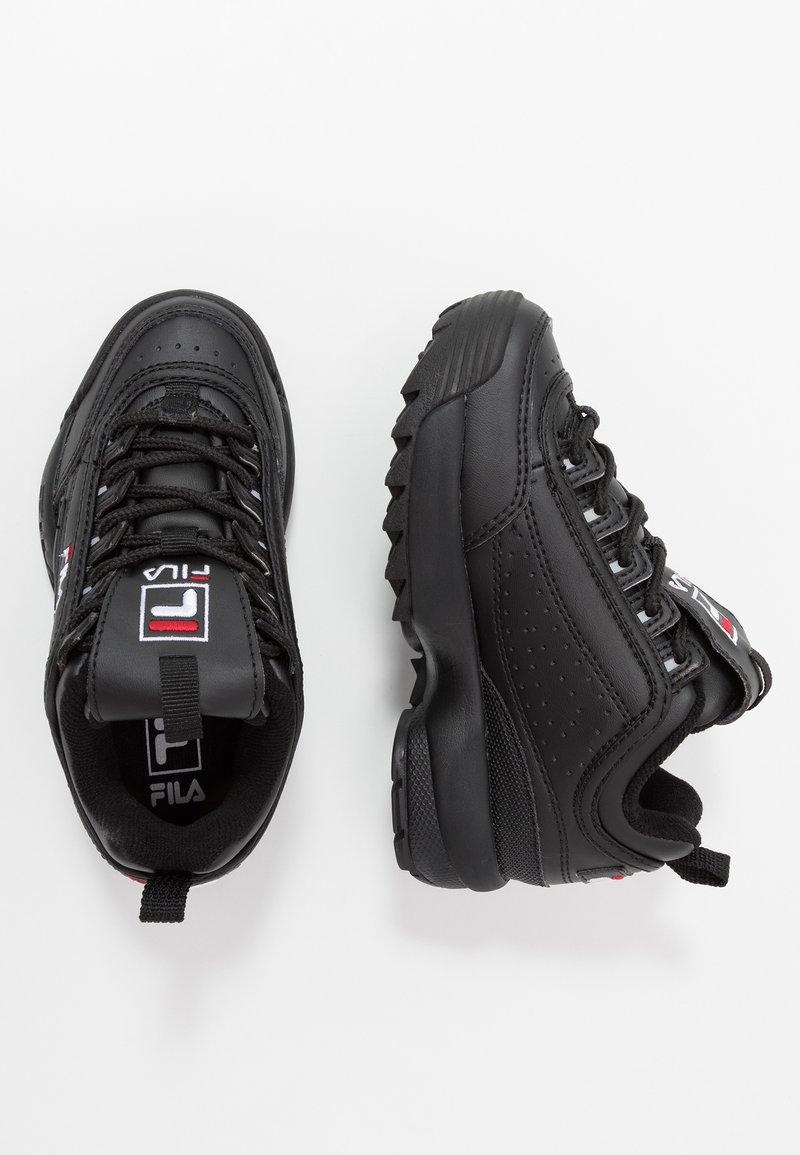 Fila - DISRUPTOR KIDS - Sneakers laag - black