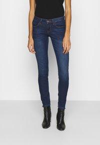 Guess - MARILYN 3 ZIP - Jeans Skinny Fit - camden - 0
