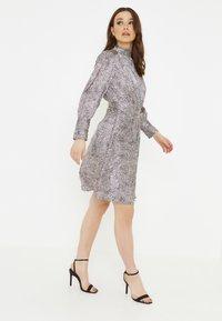 BEAUUT - Shirt dress - multicolour - 1