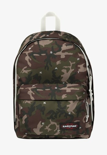 OUT OF OFFICE  - Rucksack - on top white